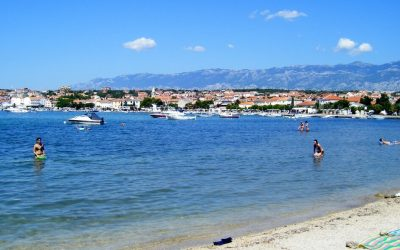 Zadar Airport – Novalja Taxi Transfer
