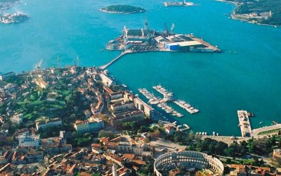 Zadar Airport – Pula Taxi Transfer