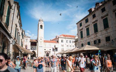 Dubrovnik – jewel of the Mediterranean
